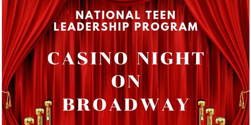 Casino Night on Broadway Gala & Fundraising Celebration