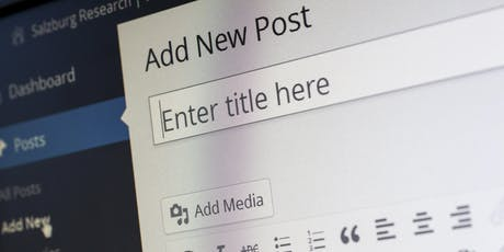 How to Make a Website with Wordpress @ Glenorchy Library tickets