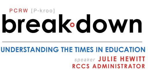 July 2019 BREAK*DOWN MEETING