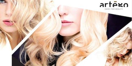 Up Close and Personal Blonde Toning Seminar tickets