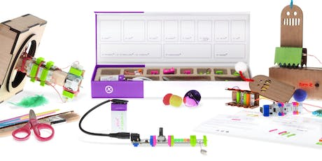 Introduction to Electronics with Littlebits @ Glenorchy Library tickets