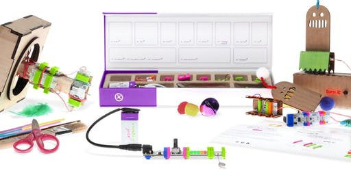Introduction to Electronics with Littlebits @ Glenorchy Library