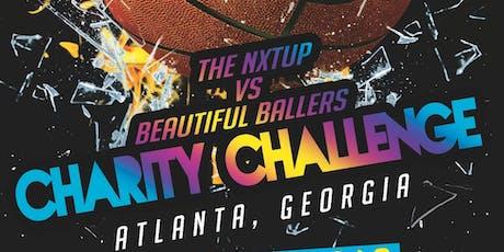 Nxtup vs Beautiful Ballers Charity Challenge - Atlanta GA tickets
