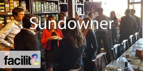 Facilit8 Networking Sundowner - Aug '19 tickets
