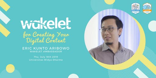 Wakelet for Creating Your Digital Content