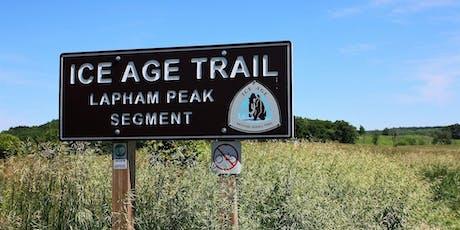 Lapham Peak State Park Singles Hike! tickets