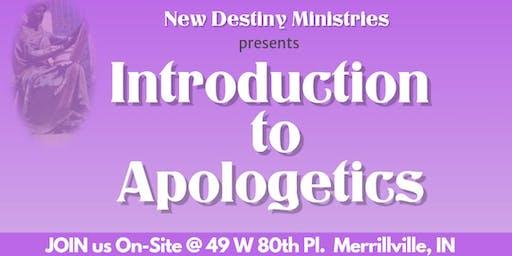 Introduction to Apologetics