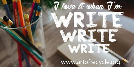 Art of Recycle's Writers Club tickets