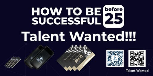 UNITY TALENT WANTED!!!
