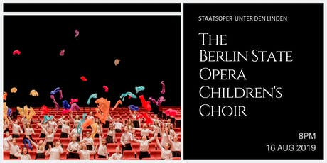 Berlin State Opera Children's Choir in Concert tickets