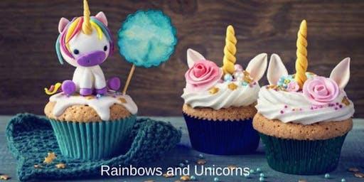 Edible Art - Cupcake Decoration  (12-17 years)