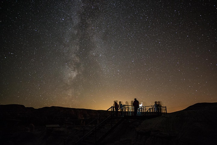Mountain Muse:  Night Photography image
