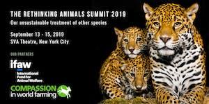 Rethinking Animals Summit 2019