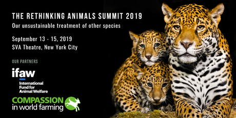 Rethinking Animals Summit 2019 tickets