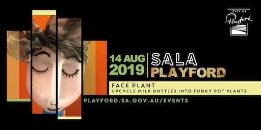 Playford SALA: Face Plant workshop