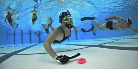 Underwater Hockey Try-out Session  tickets
