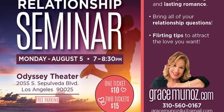 Relationship Seminar tickets