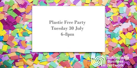 Plastic Free Party tickets