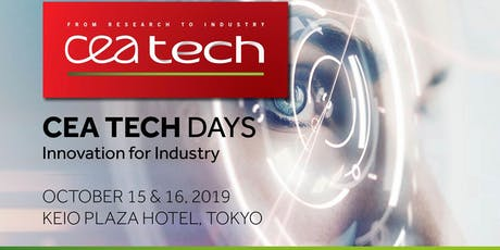 CEA Tech Days 2019 tickets