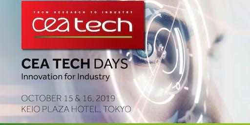 CEA Tech Days 2019
