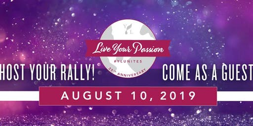 Live Your Passion Rally