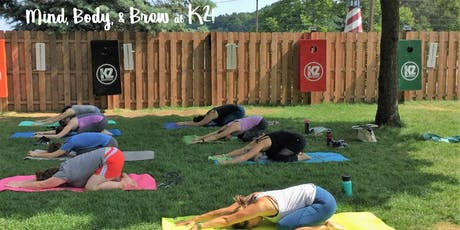 Mind, Body, & Brew at K2 tickets