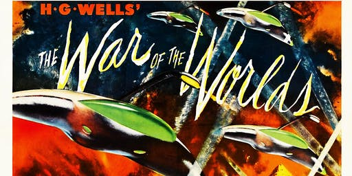 """Special Showing of the Original """"War of the Worlds"""" (1953)"""
