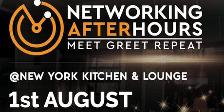Networking After Hours @NYKL Westshore tickets