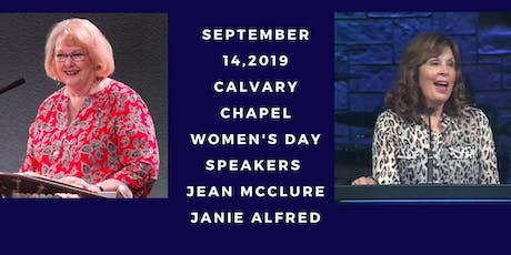 2019 Northern California Calvary Chapel Association Women's Day Conference tickets
