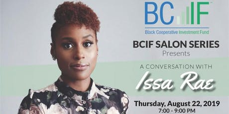 BCIF Salon Series: A Conversation with Issa Rae tickets