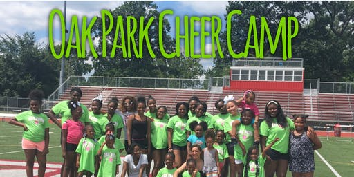 Oak Park Cheer - Mini Youth Camp