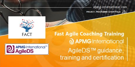 Agile Digital Services Certified Training tickets