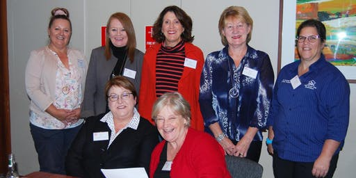 Women in Business Regional Network dinner - Strathalbyn 12/8/19