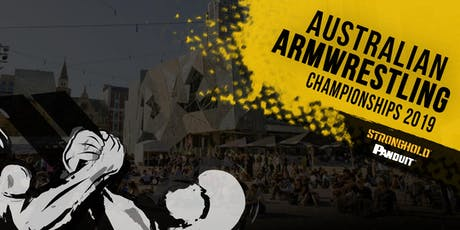 Australian Armwrestling Championships tickets