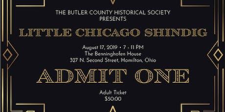 BCHS Little Chicago Shindig tickets