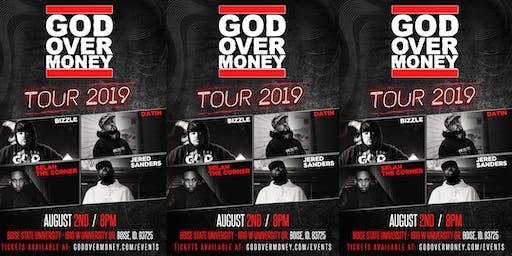 God Over Money Tour