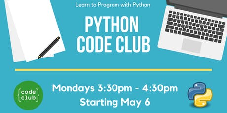 Python Code Club @ Glenorchy Library tickets