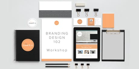 Branding Design 102 Workshop tickets