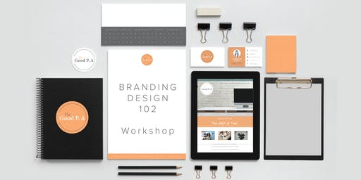 Branding Design 102 Workshop