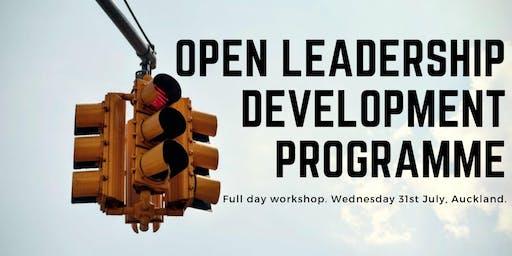 Open Leadership Development Programme - Auckland