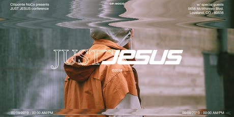 Just Jesus Experience tickets
