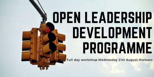 Open Leadership Development Programme - Waikato