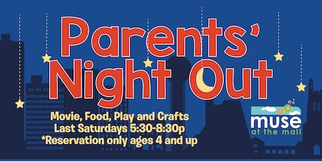 Parents' Night Out July 2019 tickets