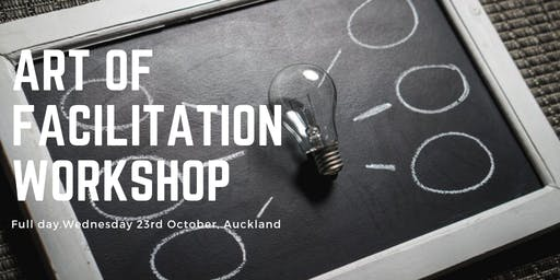 The Art of Facilitation October 2019