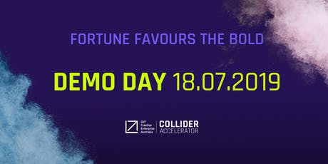 Collider Accelerator Demo Day 2019 tickets