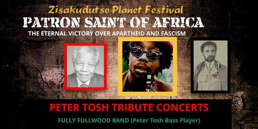 PETER TOSH GLOBAL RECOGNITION