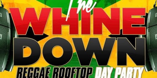 "Downtown Raleigh's Reggae on the Roof Party "" Whine Down"""