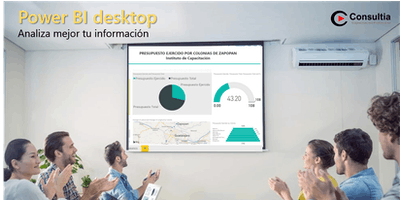 Power BI Desktop - Taller express