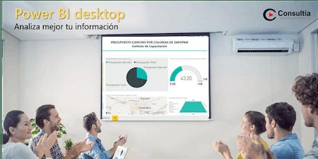Power BI Desktop básico - Taller express tickets