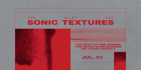 Hoi Palloi + Taylah Carroll At Sonic Textures tickets